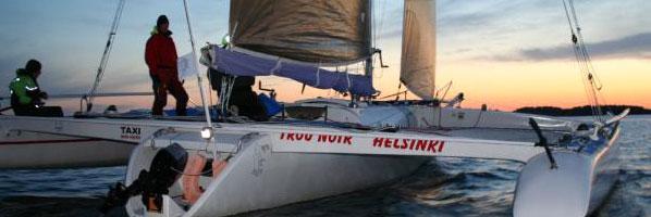 SCTL:n kesäpurjehdukset Helsingissä 2011. Tapahtumaan osallistui yli 200 purjehtijaa ympäri maailmaa